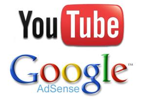 Google-AdSense-YouTube-Logos
