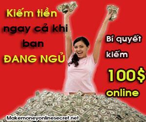 Khảo sát kiếm tiền online miễn phí