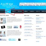 Hướng dẫn cách kiếm tiền online với AyuWage.com